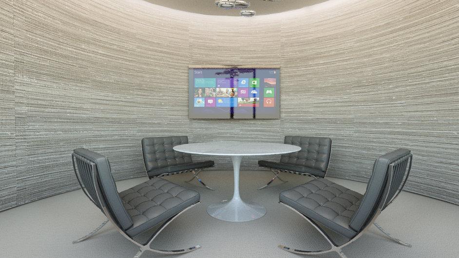 Kancelář firmy Microsoft