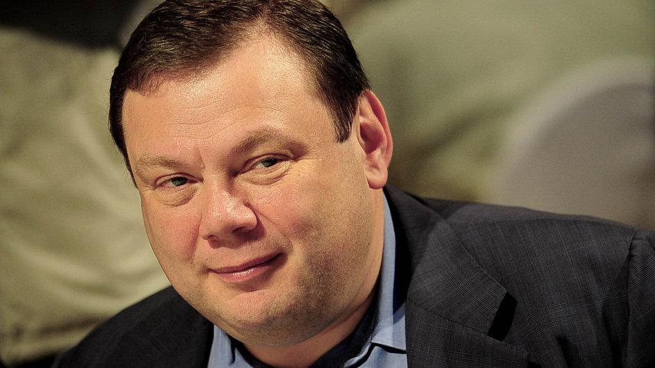 Michail Fridman (50) proslul jako zkušený