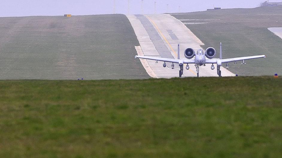Cvičení předsunutých leteckých návodčích ve spolupráci s USA