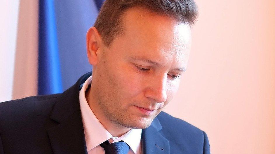 Zbyněk Hořelica, ředitel SFDI