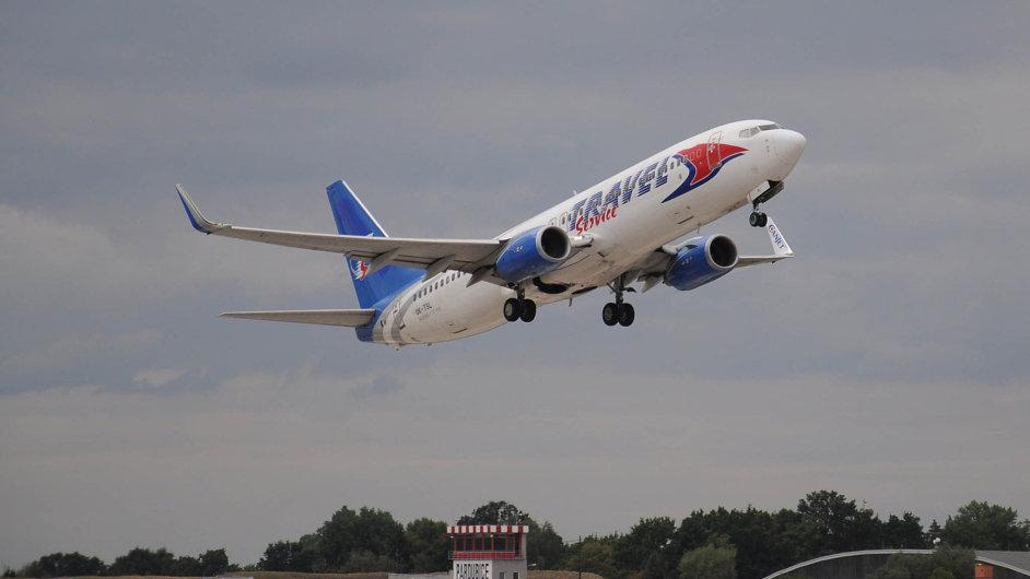 CEFC chce získat polovinu aerolinek Travel Service.