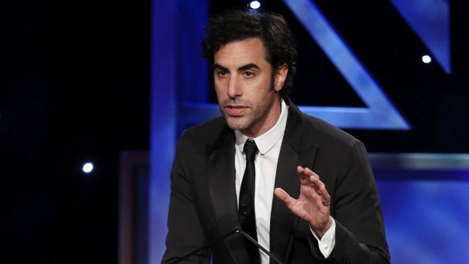 Pilot komediálního seriálu Highston produkoval komik Sacha Baron Cohen.