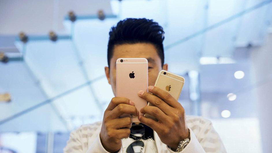 iPhone 6S není telefon pro každého. Zejména kvůli vysoké ceně ve srovnání skonkurencí sobdobnými nebo lepšími technickými parametry.