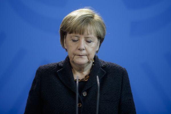 Německá kancléřka Angela Merkelová,