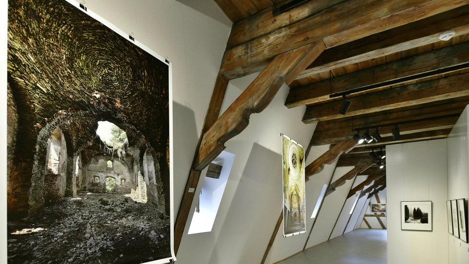 Nová adresa Galerie 4 v Chebu