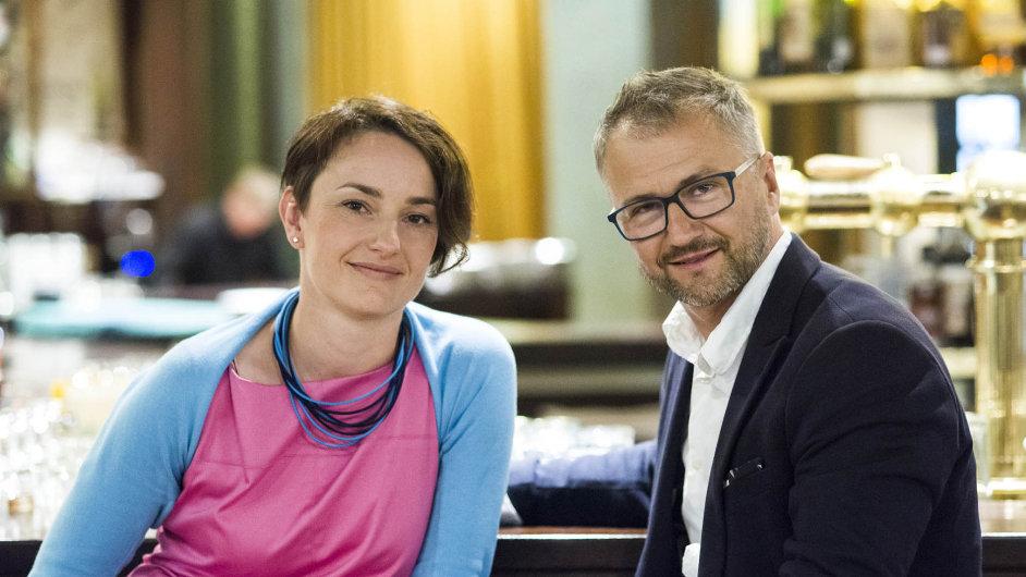 Dana Syrová a Marek Vrabec vybudovali ze Strun podzimu prestižní mezinárodní festival. Po patnácti letech společné práce se nyní rozcházejí.