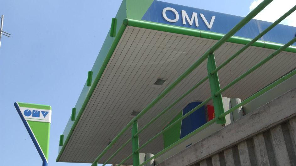 OMV má v Česku 220 čerpacích stanic.