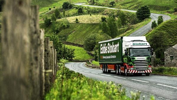 Dopravce Eddie Stobart si objednal 2000 kamionů
