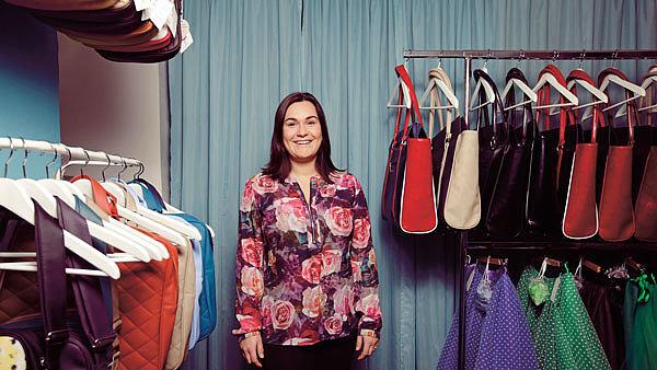 """""""Kdyby šlo všechno hladce, tak bych se nudila,"""" říká podnikatelka Darina Ermisová."""
