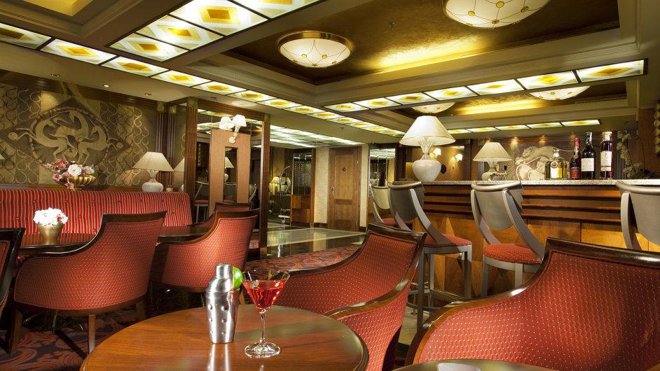 Lobby bar hotelu Imperial