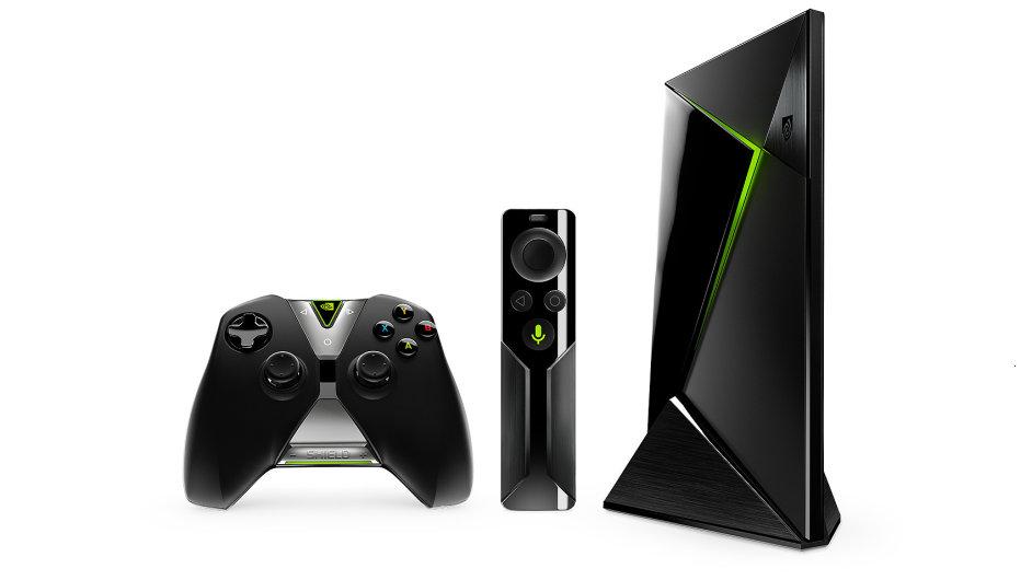 Shield Android TV Box - multimediální centrum a herní konzole v jednom