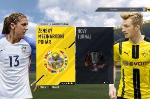 Herní tip: FIFA 17 přináší efektní fotbalový příběh bez české ostudy s pojištěním