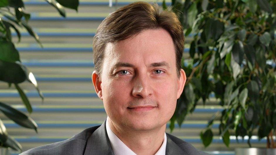 Dušan Kolínek, business & channel development manager společnosti DNS