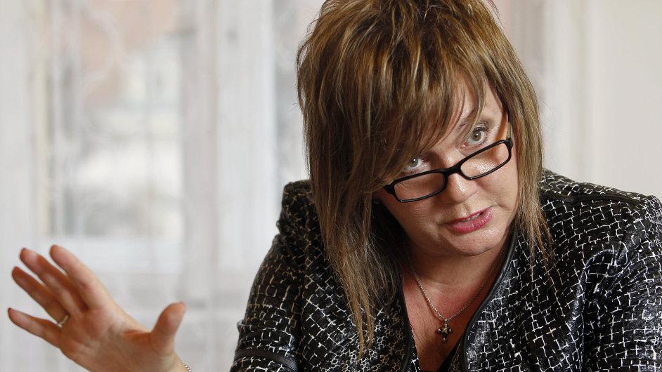 Alena Schillerová - náměstkyně ministra financí pro daně