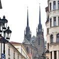 Brno, ilustrace