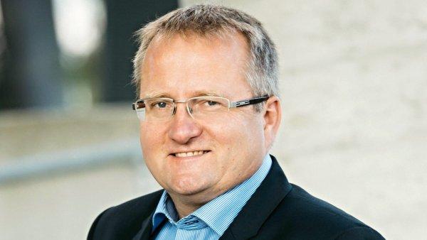 Leoš Dvořák, ředitel pro digitalizaci společnosti Siemens ČR