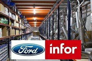 Automobilka Ford implementuje Infor SCE a cloudové aplikace ve svých evropských provozovnách