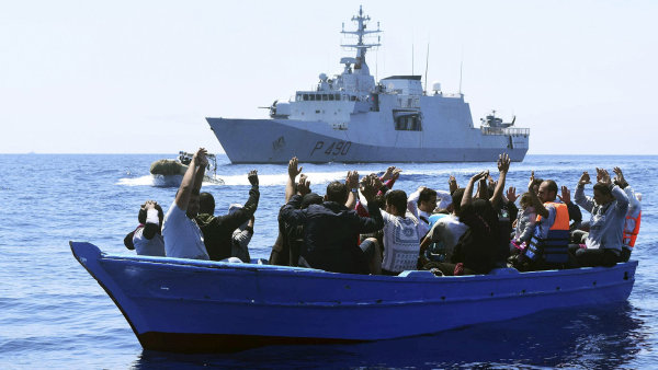 Itálie bude mimo jiné školit tuniskou pobřežní stráž - Ilustrační foto.