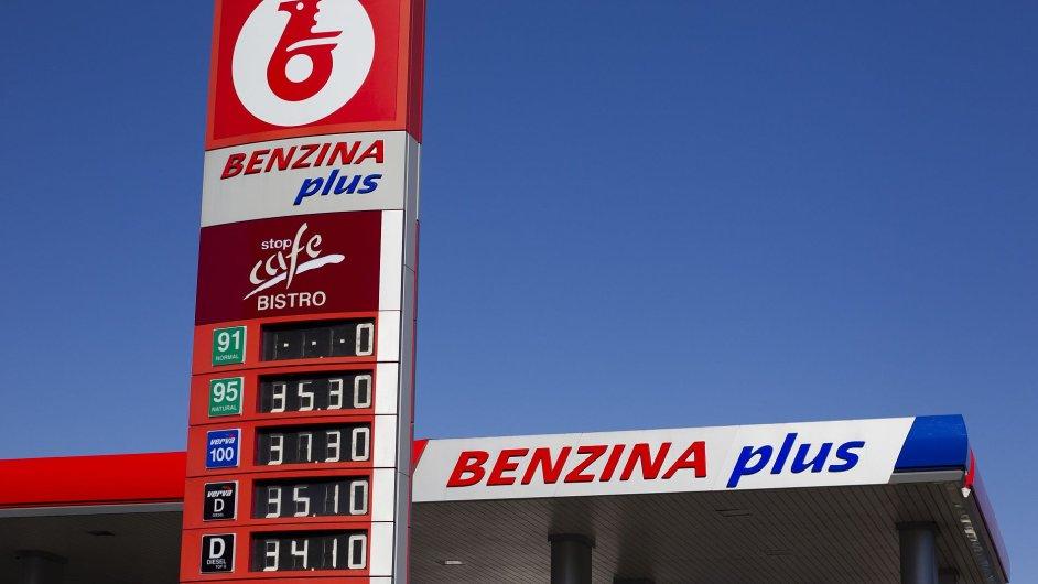 Benzina pumpa