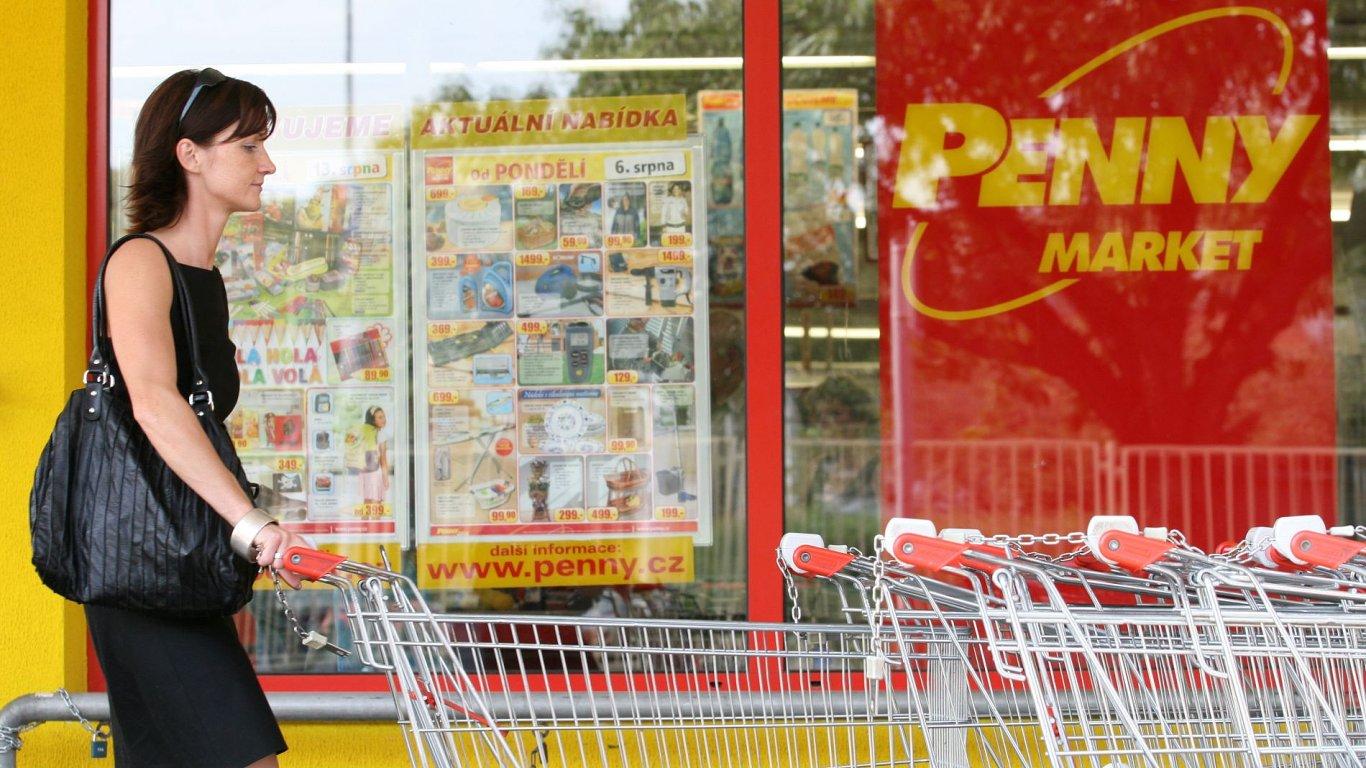 Penny Market - Ilustrační foto.
