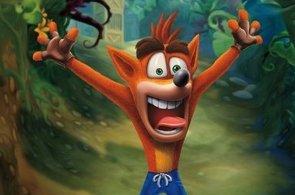 Vačnatec Crash se vydal na povedený, ale skoro zbytečný výlet do historie videoher