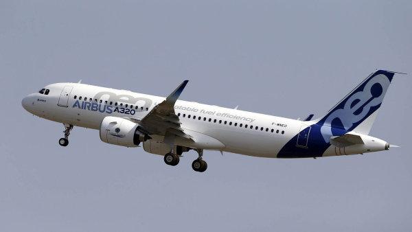 Airbus získal rekordní zakázku na 430 letadel za 50 miliard USD.