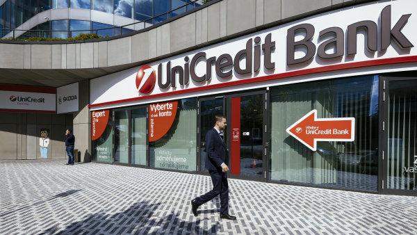 Unicredit bank - Ilustrační snímek