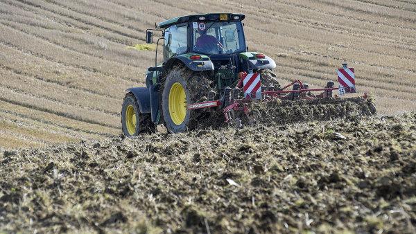 Zemědělství - Ilustrační foto.