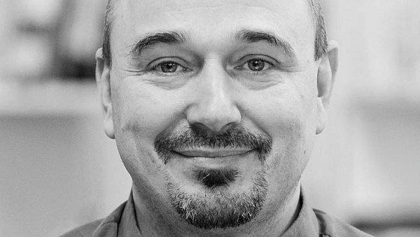 Martin Paták, HR ředitel, Cleverlance Enterprise Solutions
