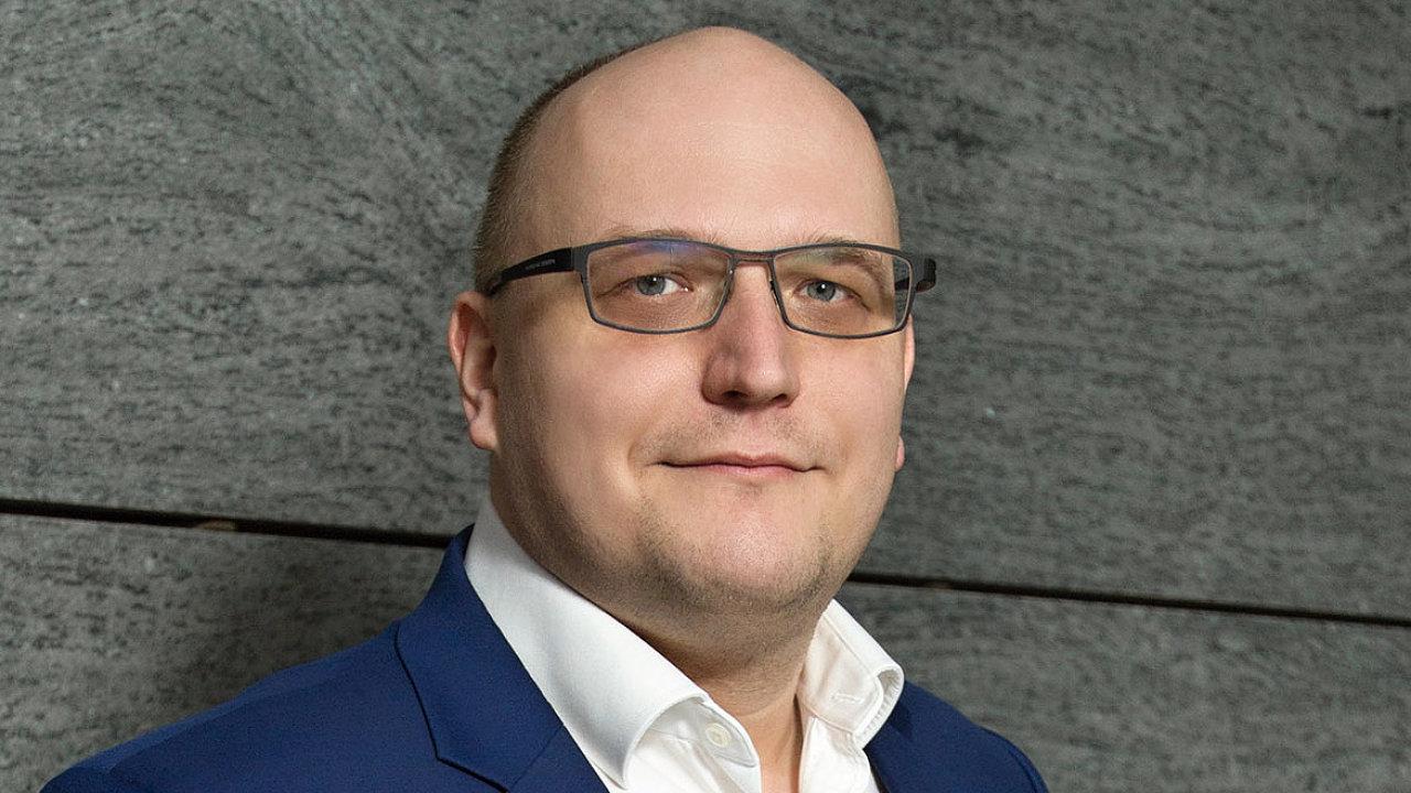 Josef Žádník, ředitel Strategy Teamu společnosti Deloitte