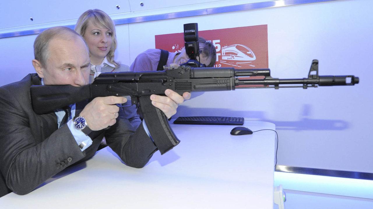 Vladimir Putin nedávno představil nové zbraně, z nichž většina vyhlíží poněkud utopicky.