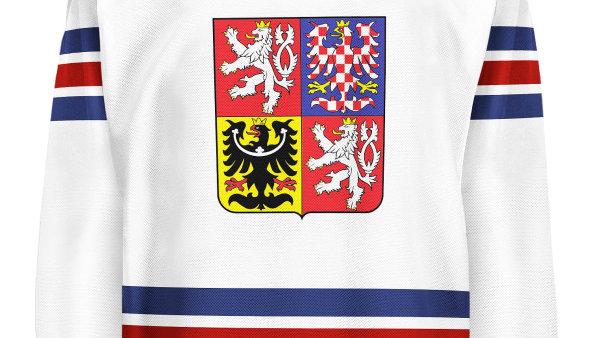 Dres hokejové reprezentace z roku 1996