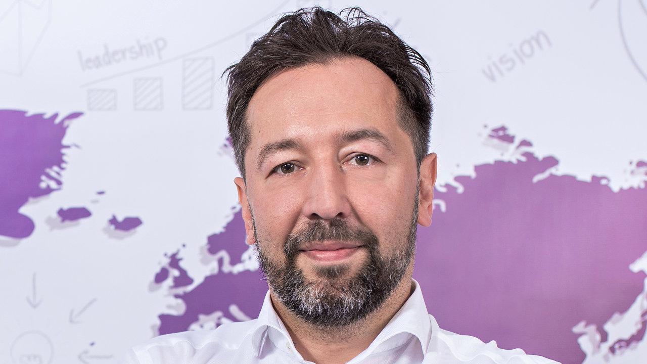 Wojciech Głowacki, viceprezident pro obchod v RTB House