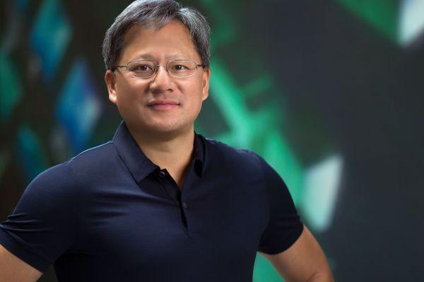 Jensen Huang, zakladatel a generální ředitel Nvidie