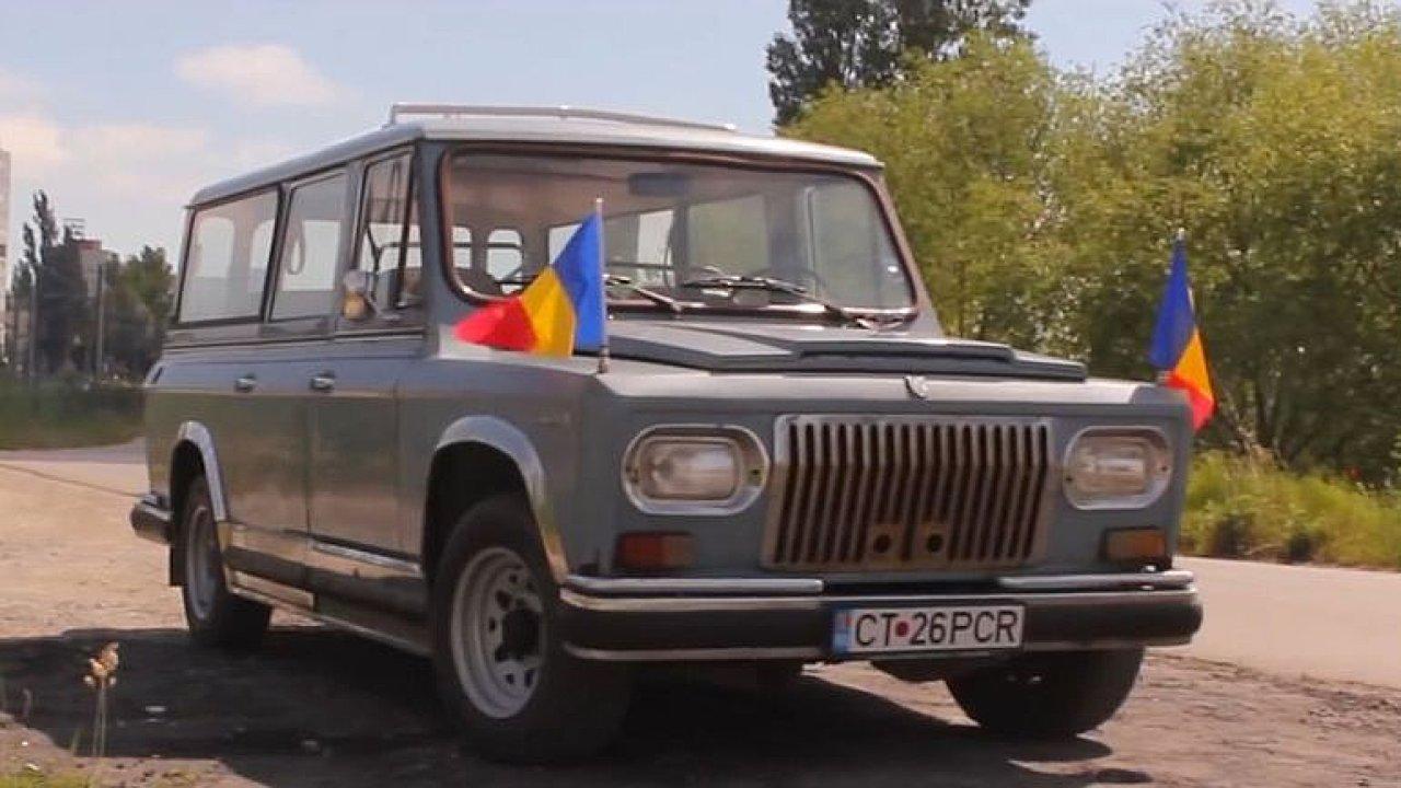 O Ceaušeskovo auto není zájem. Dražba nepřilákala jediného kupce