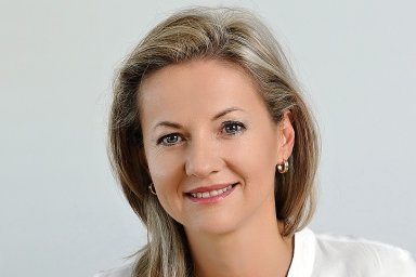Gabriela Kahounová, personální ředitelka společnosti Latecoere Czech Republic