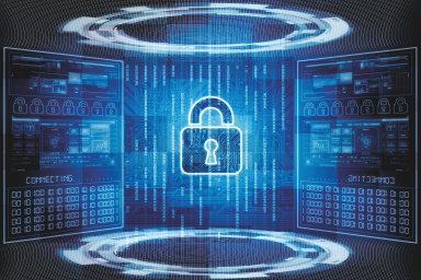 Firewall, bezpečnostní systém, ilustrace