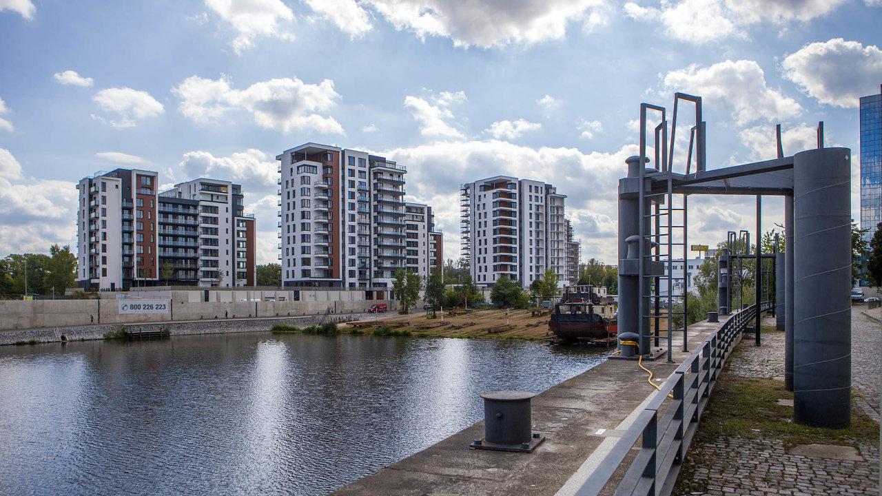 Růst cen bytů v Česku patřil v prvním kvartále roku mezi nejvyšší v Evropě.