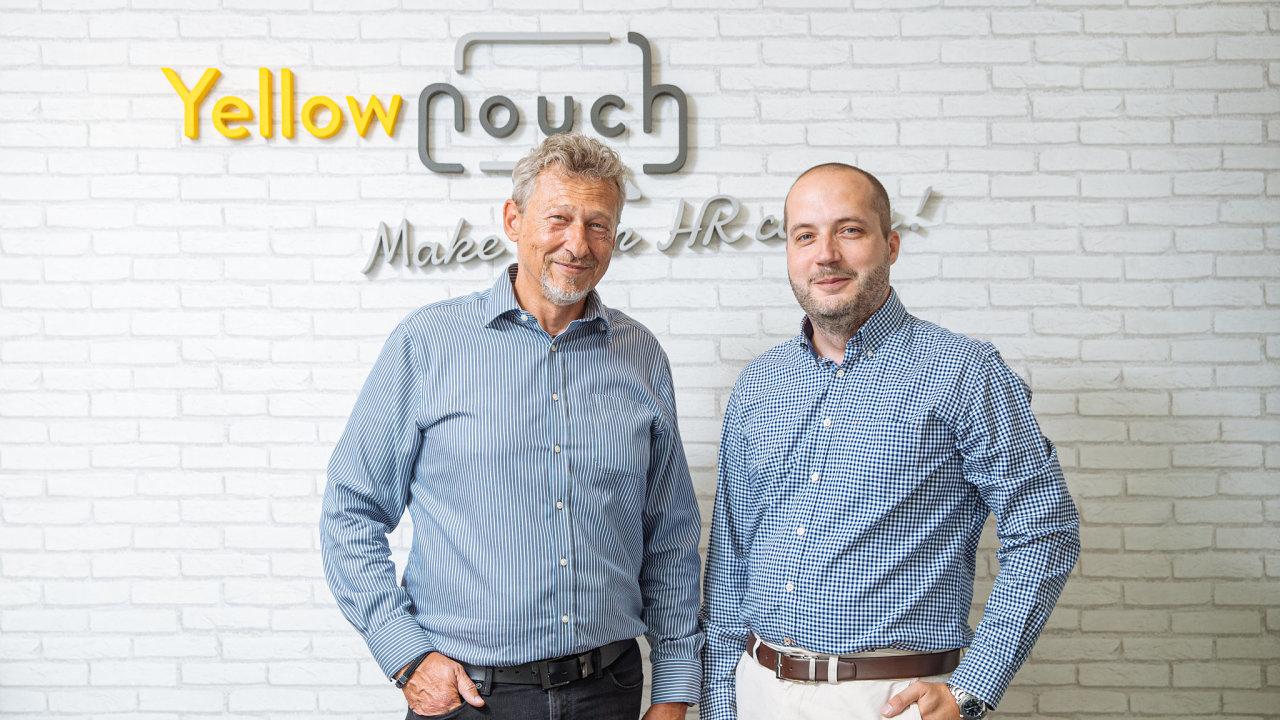 Václav Coubal a Filip Hrkal z firmy Cut-e.