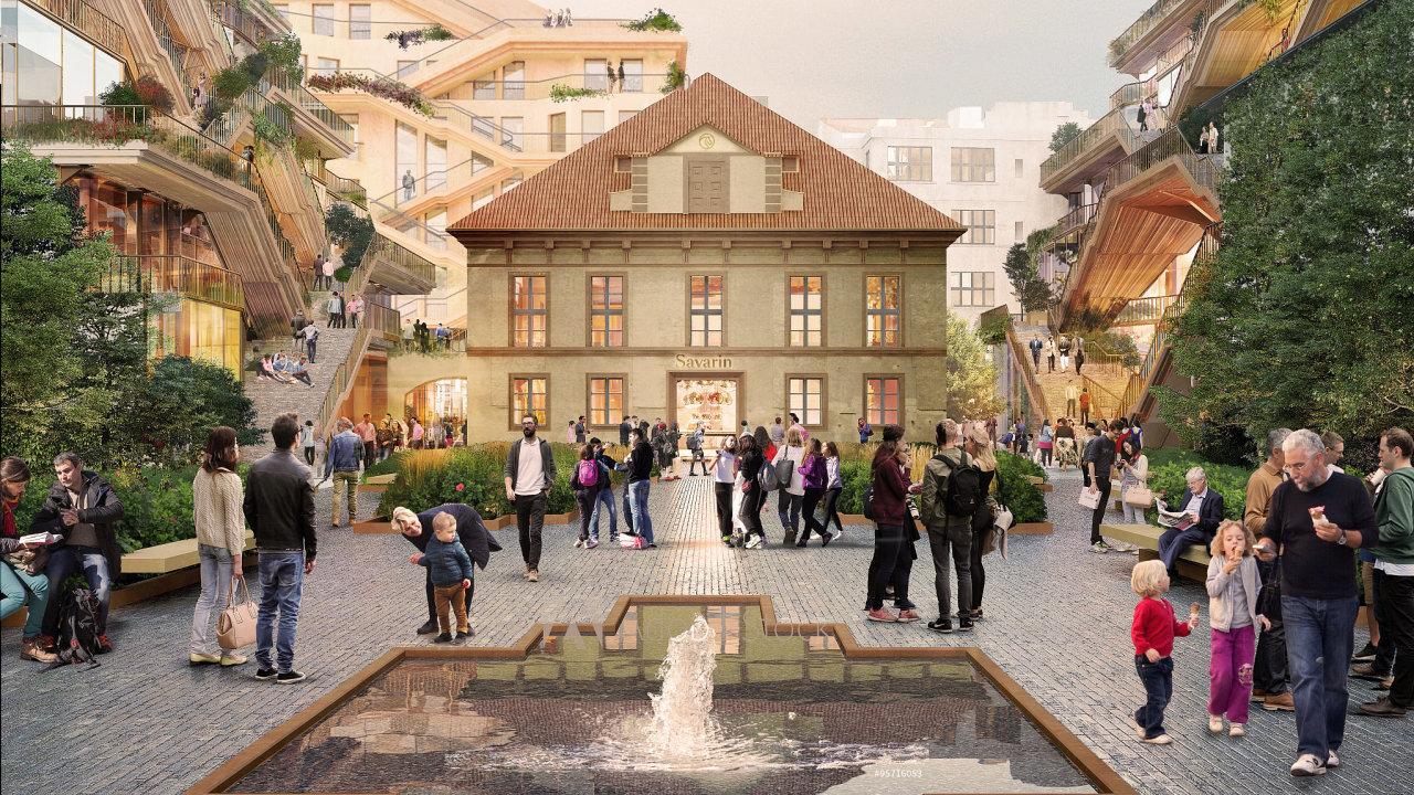Práce ikony světové architektury a designu Thomase Heatherwicka