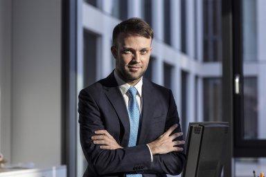 Tomáš Pfeiler, portfolio manažer společnosti Cyrrus.
