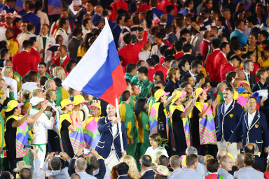 Rusko má problémy se státem krytým masovým dopingem už od roku 2015 - Ilustrační foto.