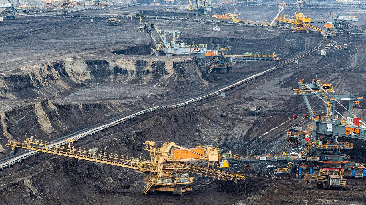Útlum, ale byznys jede. Sokolovská uhelná jde kvůli ceně emisních povolenek doútlumu. Její uhlí, stejně jako dalších hnědouhelných dolů, je ale zatím nenahraditelné.