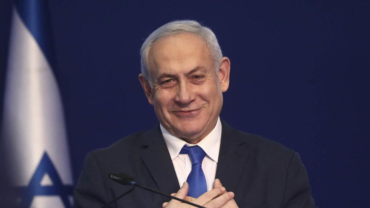 Premiér Benjamin Netanjahu prohlásil, že jeho pravicová strana Likud vyhrála izraelské parlamentní volby. Při bližším pohledu to ale není tak jednoznačné.