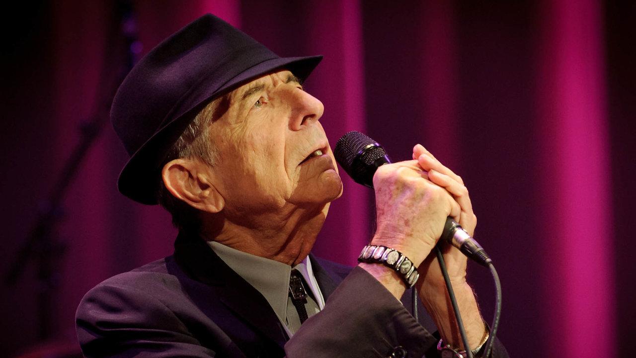 Právě vydanou biografii Leonarda Cohena lze číst jako variaci nanesmrtelný příběh osvatém hříšníkovi.
