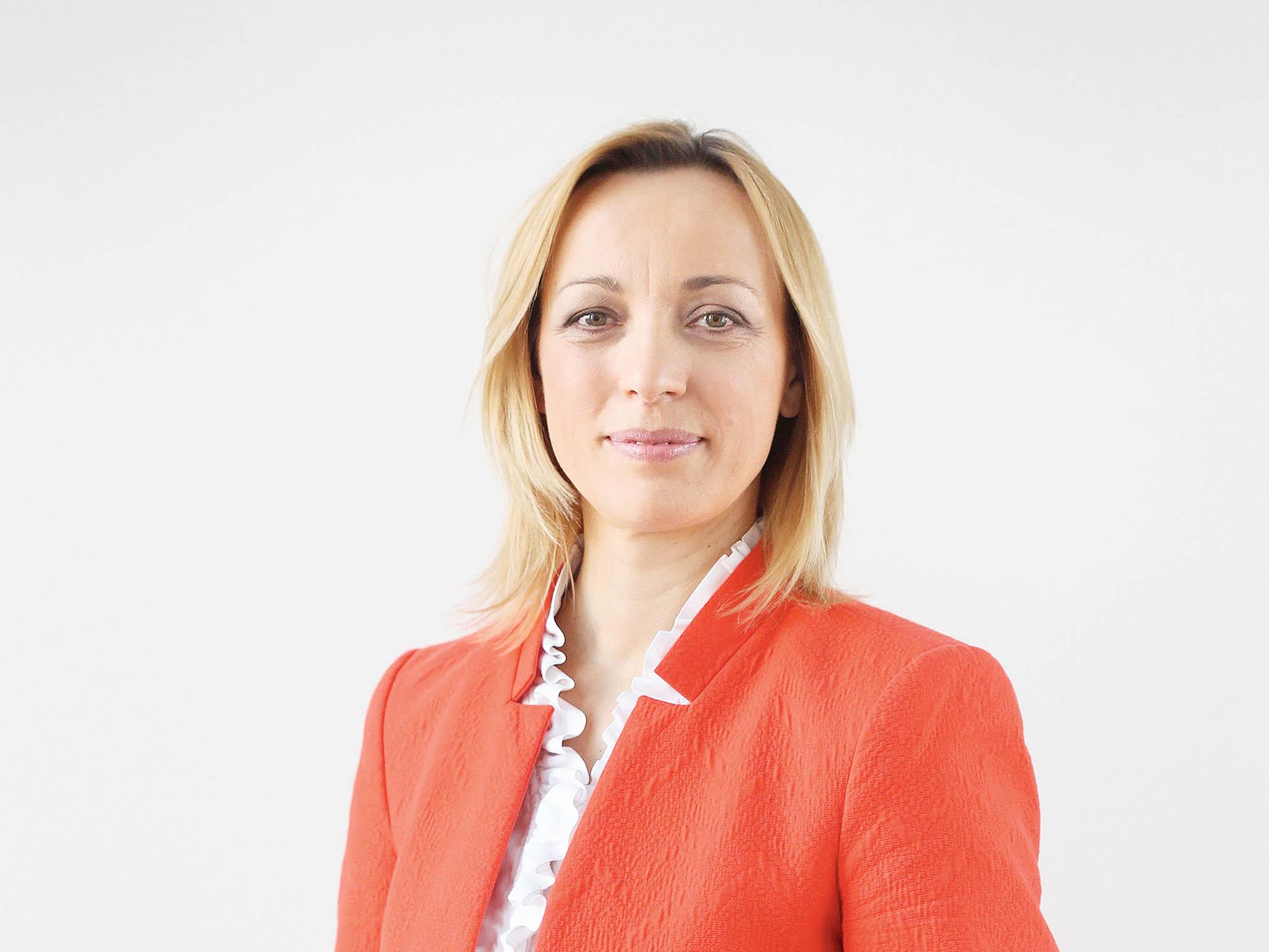 Finanční ředitelka skupiny Rohlík Sonia Slavtcheva