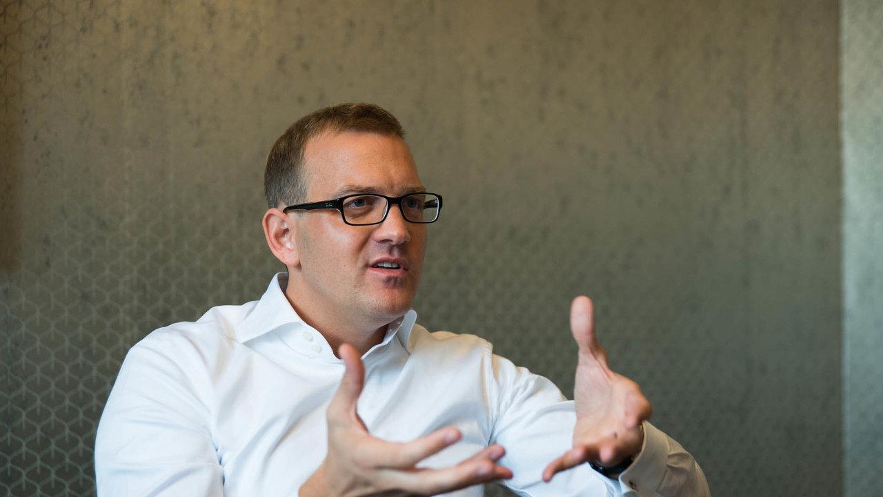 Daniel Křetínský je podle žebříčku časopisu Forbes pátým nejbohatším Čechem.