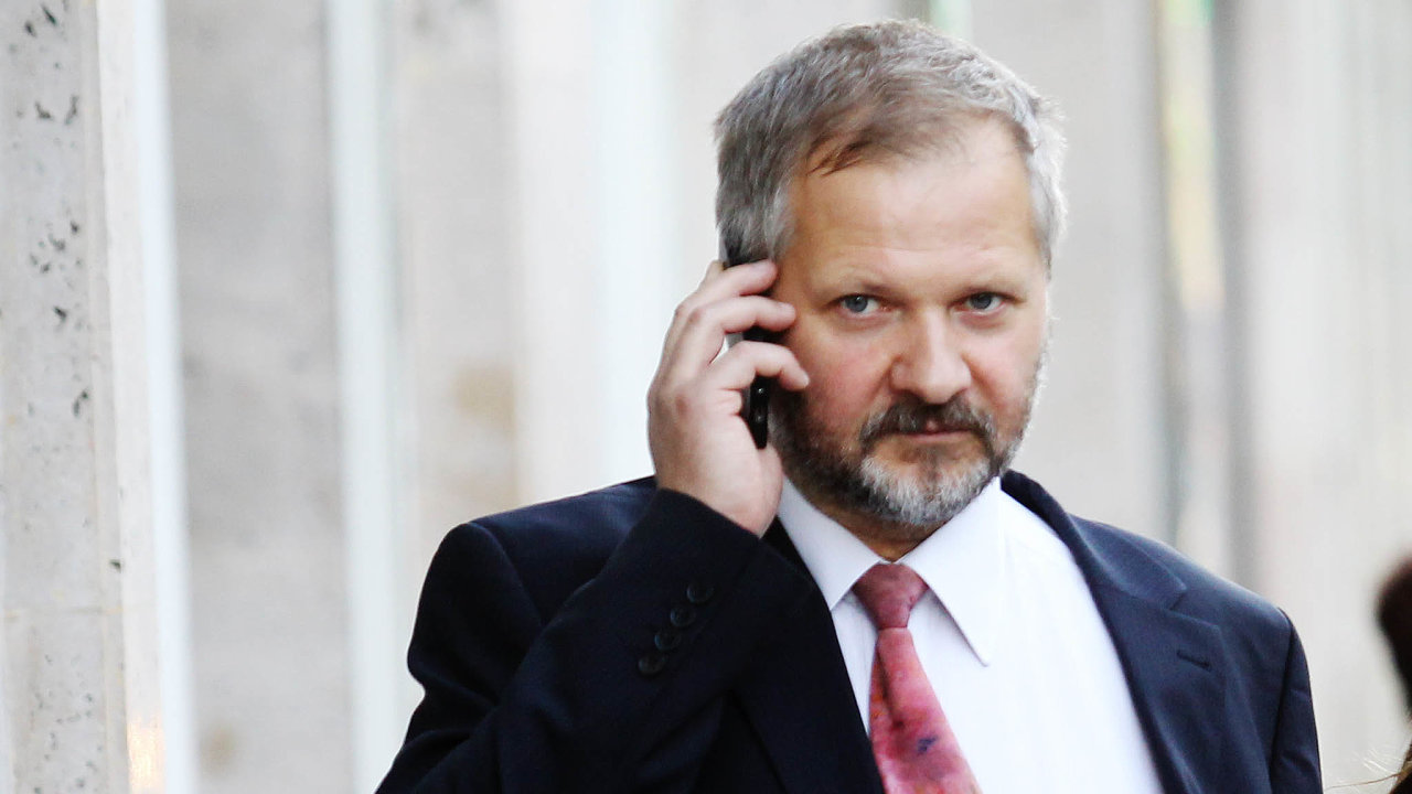 Václav Hampl, kandidát doSenátu vPraze1 (zaKDU-ČSL, Zelené, Prahu sobě aklubSenátor 21)