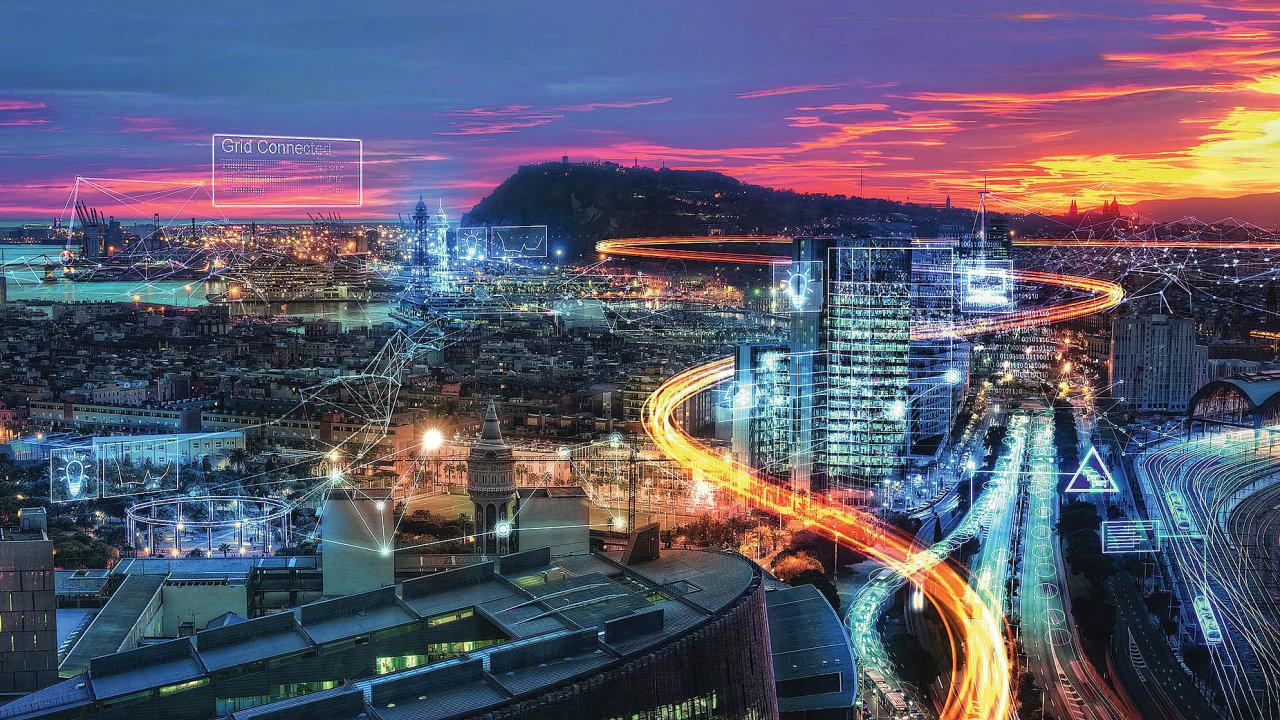 Technologie nabízejí chytrým městům nové příležitosti.