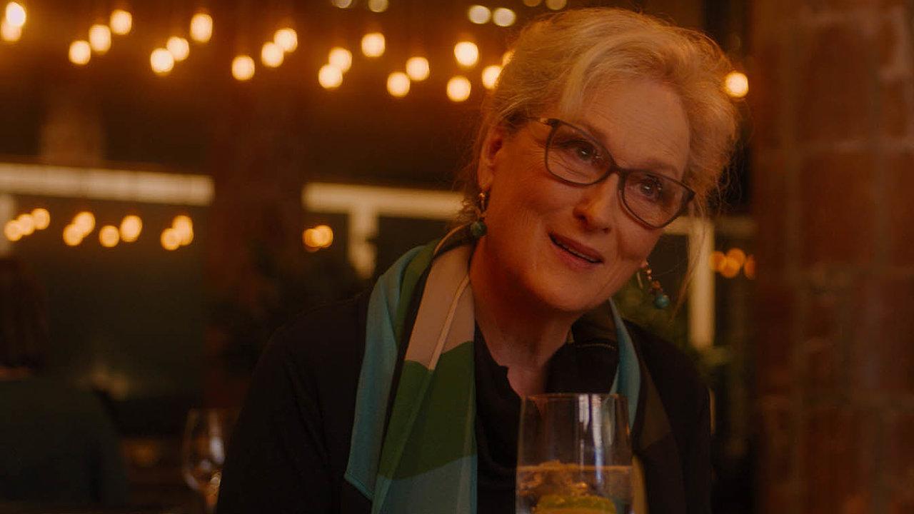 Ve filmu Nechte je všechny mluvit během cesty zaoceánskou lodí vyplave na povrch, jak proměnil život spisovatelky Alice (Meryl Streepová) a jejích kamarádek autorčin román.